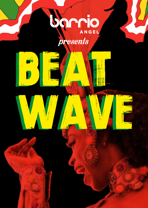 Barrio Angel Beat wave - Fridays