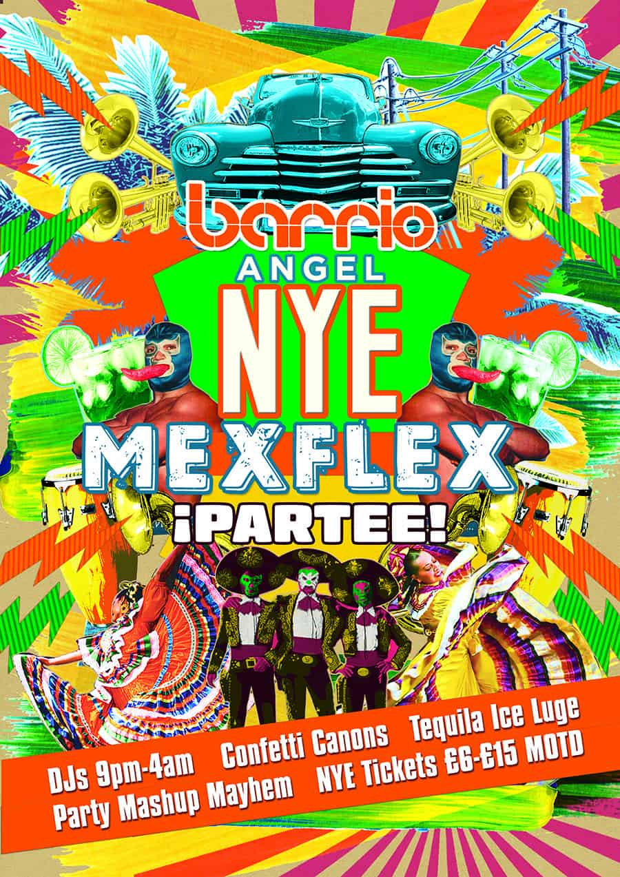 BARRIO ANGEL NYE MEXFLEX