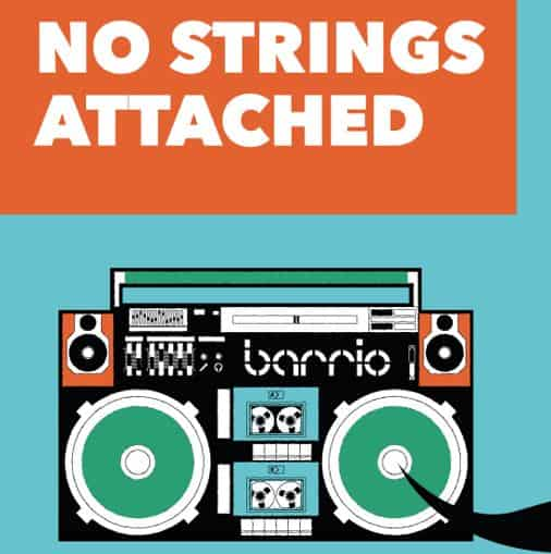 NO STRINGS ATTACHED EVERY THURSDAY